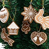 SLB Works 11 PCS/set Christmas Balls Baubles Xmas Tree Hanging Ornament Xmas Decoration