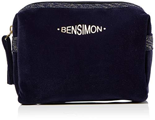 Bensimon Damen Make Up Pocket Handtaschenhalter, Blau (Marine 0516), 6x10x17 cm