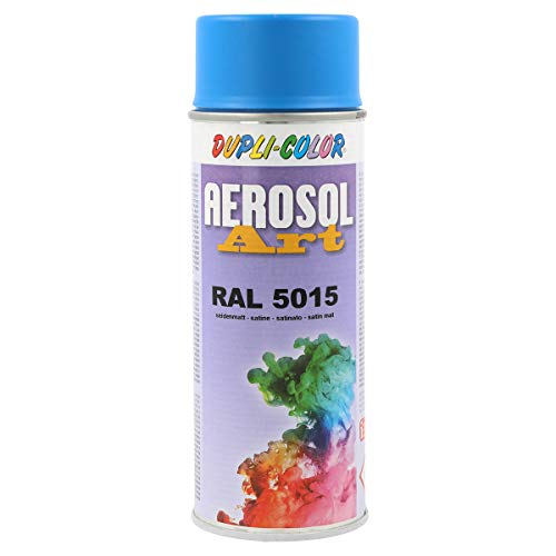Dupli-Color 666506 Aerosol Art Ral 5015 sdm. 400 ml