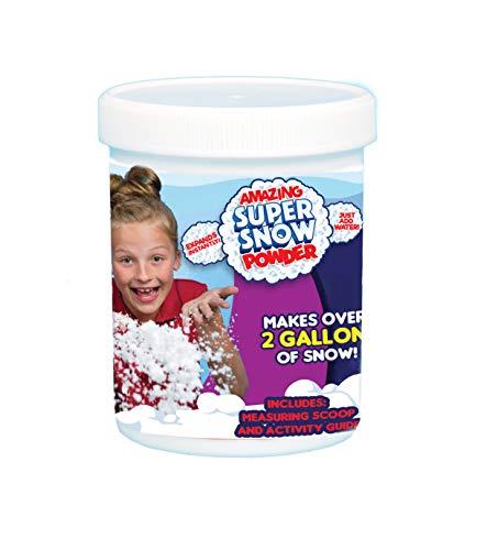 Be Amazing Toys Insta-Snow Schneepulver, Kunstschnee, 100 g