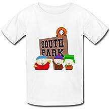 à manches courtes de South Park bannière Kid garçons et filles T pour homme