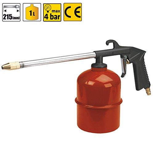 Druckluft Reinigungspistole 1000 ml, Sprühpistole Waschpistole Spritzpistole