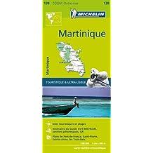 Carte Martinique Michelin