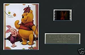 Winnie The Pooh Disney Limited Edition Film Cell m