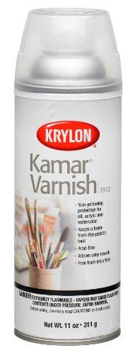 Krylon Kamar Varnish Spray