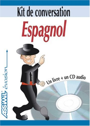 Espagnol ; Guide + CD Audio
