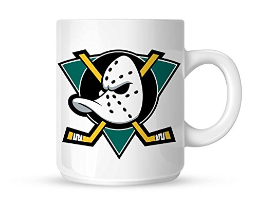 Mighty_ducks Logo Icehoki Coffe Mug(Teetassen/Kaffeetassen) , Custom Mug(Teetassen/Kaffeetassen), Personalised Photo Mug(Teetassen/Kaffeetassen), Unique Gift (Ducks-logos Mighty)