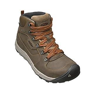 KEEN Westward Mid Leather Waterproof Shoes 7