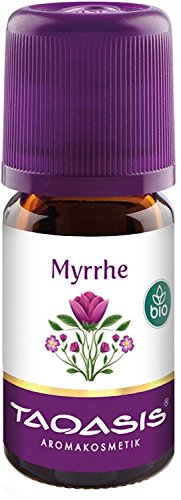 Myrrhe-duft-Öl (TAOASIS Ätherisches Öl Myrrhe Bio Öl,5ml)
