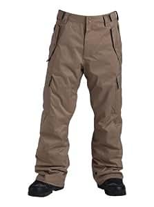 Quiksilver Men's PORTER INS PNT-Porter INS Snow Pants - Green, Medium