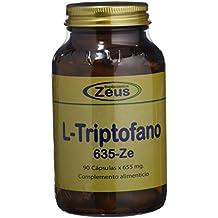 L- Triptofano 635 Ze - 655 Mg. Zeus, 90 Cápsulas