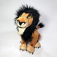 Ylout Lion King Plush Scar Plush Toys 34Cm