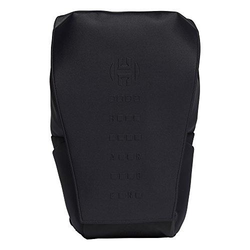 adidas Unisex-Erwachsene Harden Bp Rucksack, Schwarz Negro, 24x36x45 centimeters