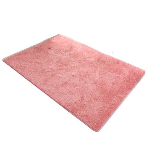 Tapis et moquettes Tapis tapis fille coeur rose tapis de loisirs tapis de loisirs tapis de yoga tapis de salon chambre à coucher tapis épais tapis de jeu vert rectangulaire épais flanelle tapis de mai