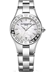 Baume & Mercier Montre bracelet à quartz mod. LINEA moa10072