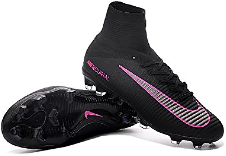 demonry Schuhe Herren Hypervenom phantom II FG Fußball Fußball Stiefel