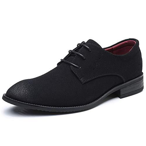 Die Bequeme Krawatte der Oxford Männer der Männer zeigte Spitze Brogue Schuhe die Geschäftsschuhe heiraten -