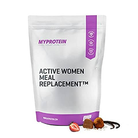 My Protein Active Woman Meal Replacement Minéral/Multivitaminé Saveur Truffe au