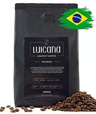 Whole Bean Coffee Single Origin from Luicana