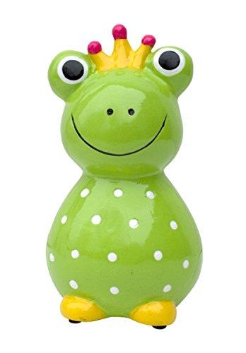 Jabadabado Spardose Frosch - Froschkönig (Spardose Frosch)