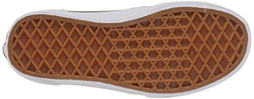 Vans - Y Milton V Suede, Sneaker Unisex – Bambini Nero (Suede/Black/White)