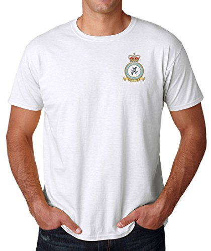 Tactical Communication Wing - Official RAF Royal Air Force - Ringspun T Shirt By Military Online (Wings T-shirt Air Force)