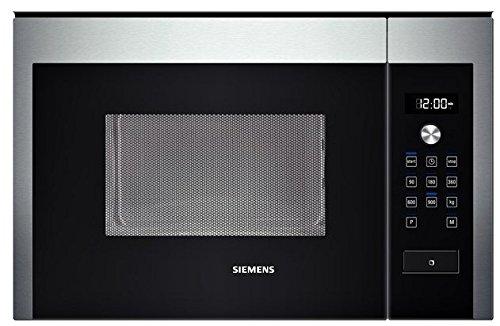 Siemens HF24M564 forno a microonde Incasso 25 L 900 W Nero, Acciaio ...