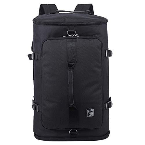s Sport Rucksack Tasche Women's Travel Oxford Schulranzen Herren Umhängetasche Messenger Bag Große Kapazität Wandertasche Business Travel Backpack ()