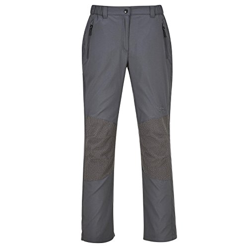 Cox Swain Damen Trekking Hose Expedition Quick Dry, Colour: Dark Grey, Size: S