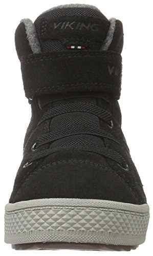 Viking Unisex-Kinder Eagle Iii High-Top Schwarz (Black/Grey 203)