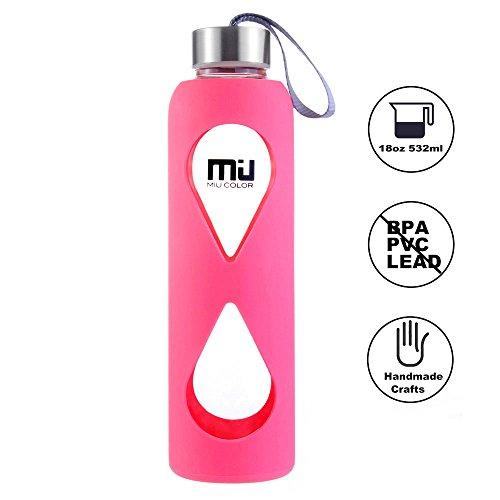 miu-color-550ml-flacone-in-vetro-trinkflasche-con-cappuccio-in-silicone-senza-bpa-rose-rot