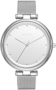 Skagen Tanja Women's Silver Dial Stainless Steel Analog Watch - SKW