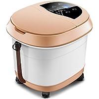 Kays Fußsprudelbad,Fußbad Foot SPA Bath Massagegerät, automatische Fußbad, elektrische Massage Heizung preisvergleich bei billige-tabletten.eu
