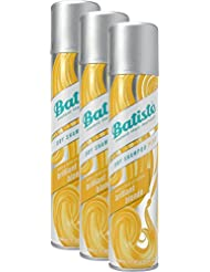 Batiste Shampooing sec (Pack 2+ 1)–Shampooing sec–Color Blond (3x 200ml)
