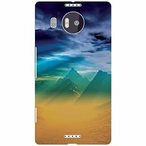 Microsoft Lumia 950 XL Back Cover