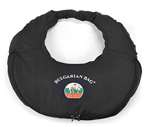 Suples Bolsa/Carry Bag para Bulgarian Bag, negro