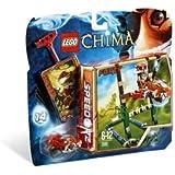 Lego Legends of Chima 70111 - Sumpfhochsprung