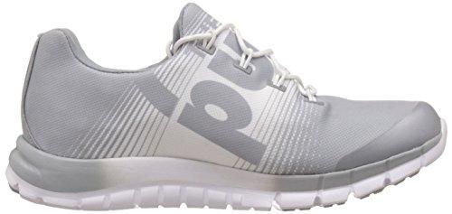 Reebok ZPUMP Fusion baseball grey/white baseball grey/white