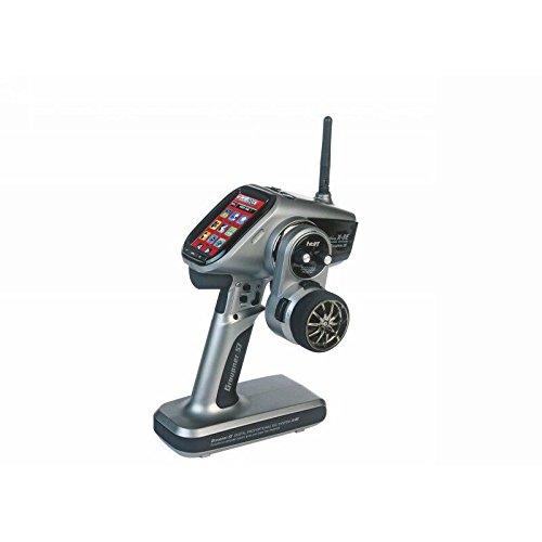 Preisvergleich Produktbild S1008.FR - Graupner X-8E, 4 Kanal HoTT Colt Fernsteuerung