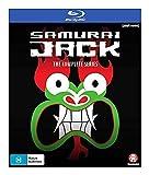 Samurai Jack: Complete Seasons 1-5 (5 Blu-Ray) [Edizione: Stati Uniti]