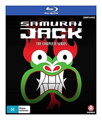 Samurai Jack: Complete Seasons 1-5 [Blu-ray]
