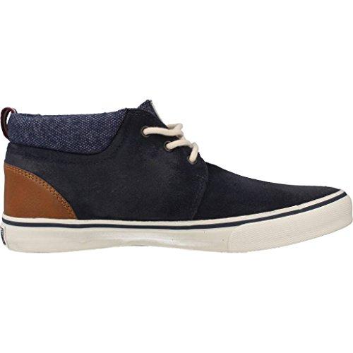 Tommy Hilfiger Herren Sneaker Vic 5C Blau