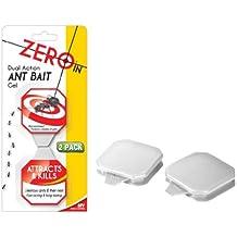 STV International-Esca per formiche In Gel a doppia azione Twinpack-pest control