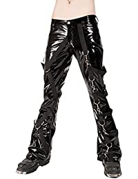 Aderlass Cross Pants Lacquer SALE Black