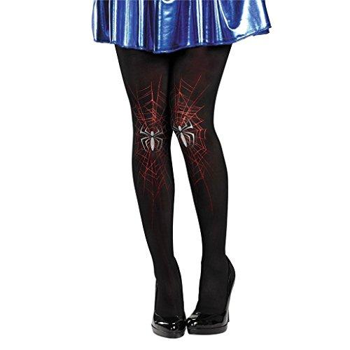 Disguise 39614DI ERWACHSENE SPIDER-GIRL PANTYHOSE