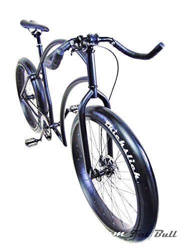 Cicli Ferrareis MTB Fat Bike Fixed Custom Bike 2