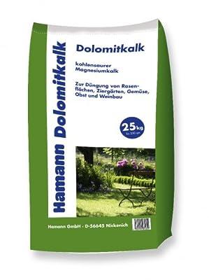 Dolomitkalk 25 kg von Hamann Mercatus bei Du und dein Garten