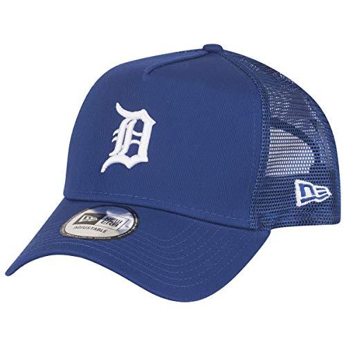New Era A-Frame Detroit Tigers Trucker Cap League Essential - Blau - Einstellbar