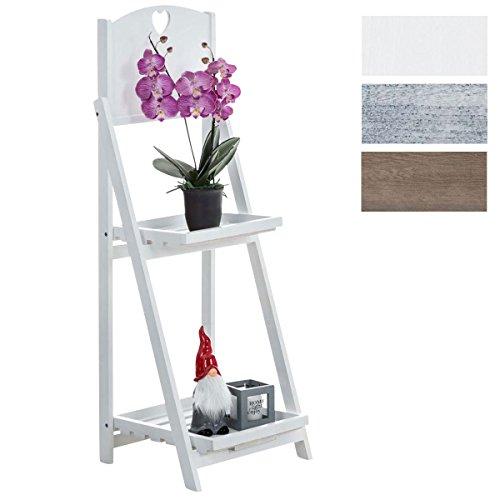 Clp scaffale a scala kimi in legno scaletta decorativa for Scaletta decorativa