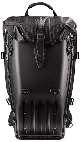 Boblbee Sac à Dos de Protection Dorsale Noir Mat 20 L